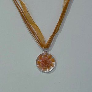 Vintage 1970s Murano Glass Necklace